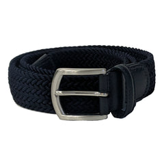 Anderson's - Woven Textile Belt - Navy
