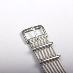 MWC G10 100m SS - Silver - Strap