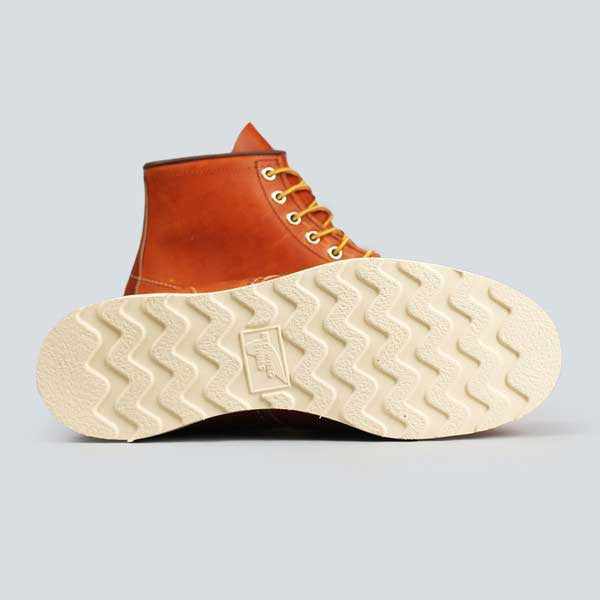 red wing moc toe, oro-iginal - under sole
