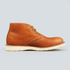 Red Wing Heritage Work Chukka - Oro-iginal