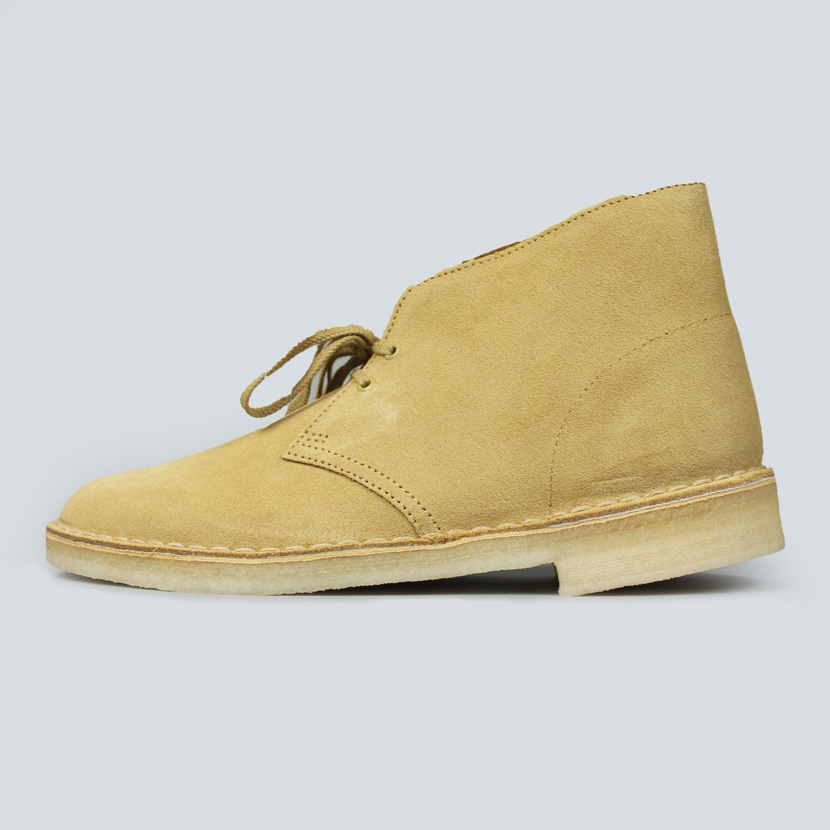 CLARKS ORIGINALS - DESERT BOOT - MAPLE SUEDE
