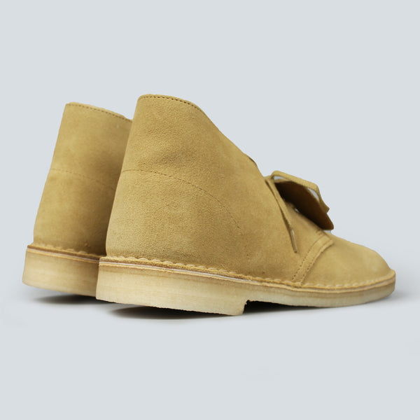 Clarks Originals Desert Boot - Maple Suede