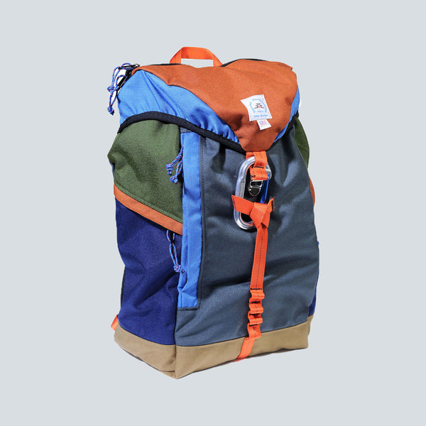 EPPERSON MOUNTAINEERING-LARGE CLIMB PACK-CLAY / STEEL