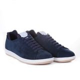 LE COQ SPORTIF - COURT MIF NUBUCK - DRESS BLUE/OPTICAL WHITE