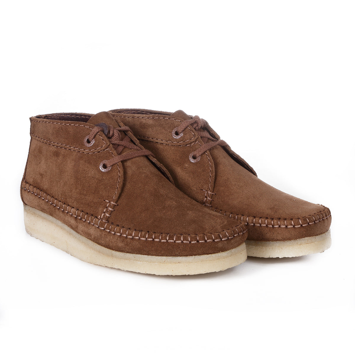 CLARKS ORIGINALS - WEAVER BOOT - COLA SUEDE