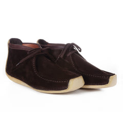 Padmore & Barnes - M490 For YMC - Brown Suede