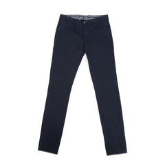 Lardini - Tapered Trousers - Navy Twill