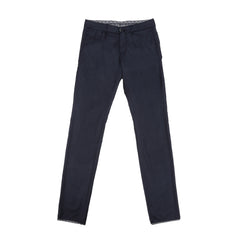 Lardini - Tapered Trousers - Midnight Blue