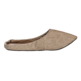 SIWA - SLIPPERS - BROWN