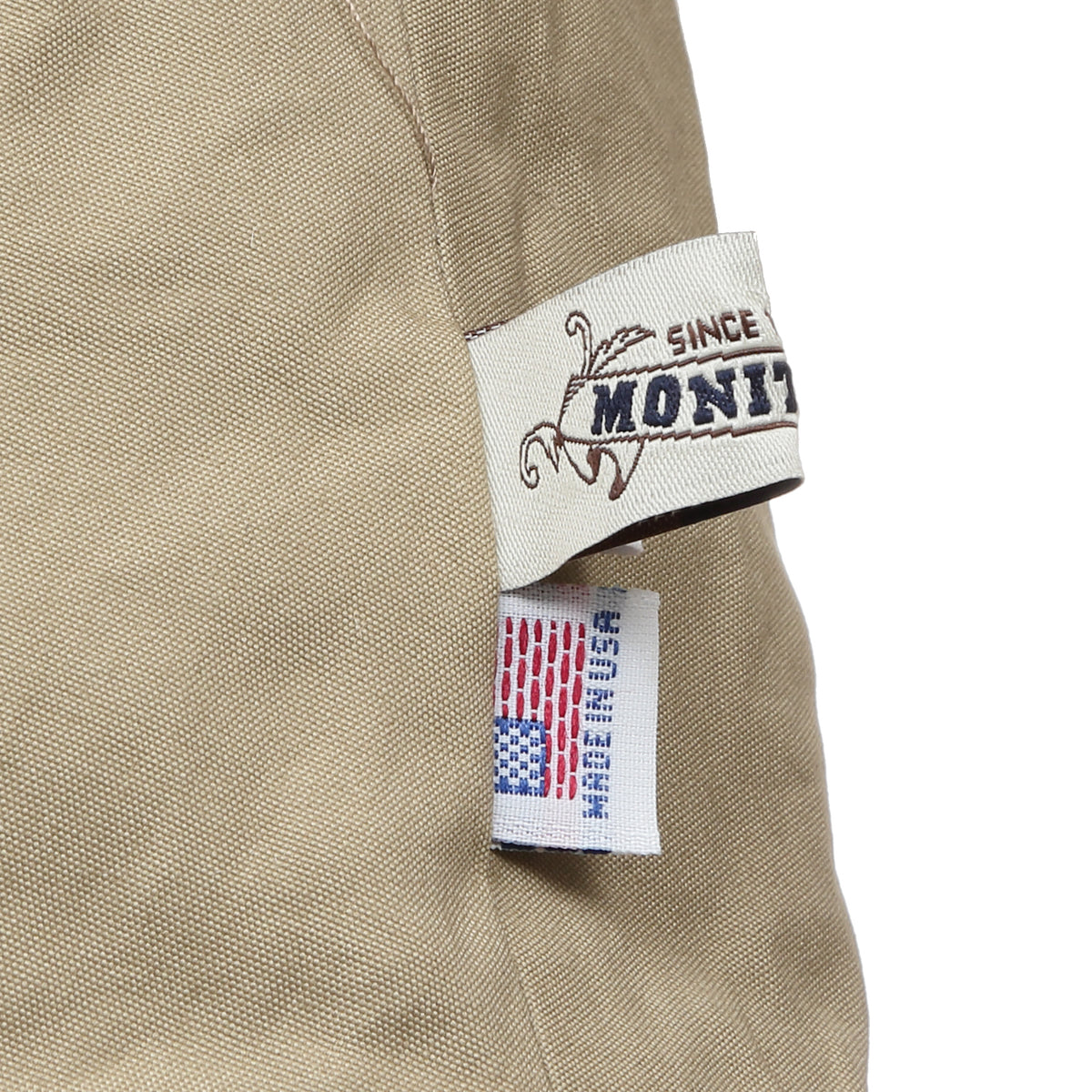 MONITALY - REVERSIBLE HAT - OLIVE/KHAKI