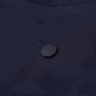 WAX - HINKLEY RAIN MAC - NAVY