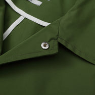 Wax - Hinkley Rain Mac - Green