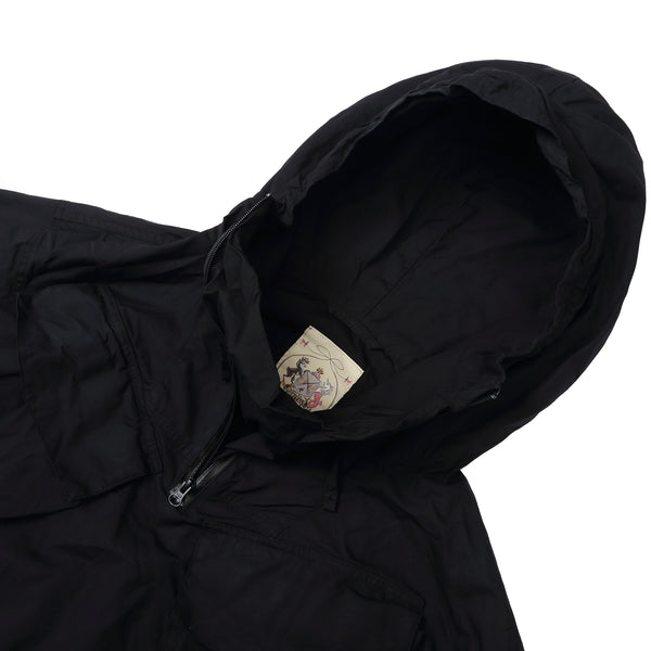 MONITALY - EXPEDITION ANORAK - BLACK