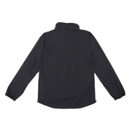 Monitaly - L/S Mock Neck Pullover - Black