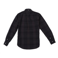Gitman Vintage - Brushed Poplin Shirt - Black Check