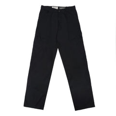 MONITALY - UTILITY PANTS - BLACK