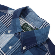 Gitman Vintage - Summer Blues Mash Up Shirt