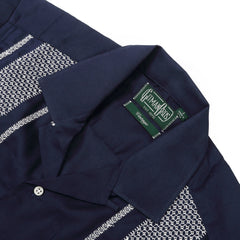 GITMAN VINTAGE - GUAYABERA CAMP SHIRT