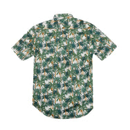 GITMAN VINTAGE - AM PALM POPOVER SHIRT
