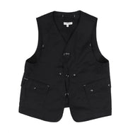 ENGINEERED GARMENTS - UPLAND VEST - DARK NAVY