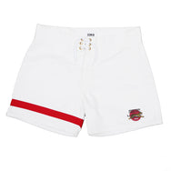 EDWIN - MALIBU SURFTIGER SHORTS - WHITE