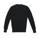 AMI - CREWNECK SWEATER - HEATHER GREY