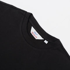 CAPE HEIGHTS - FRASER T-SHIRT - BLACK