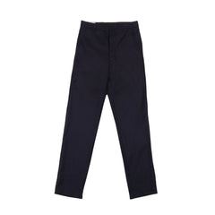 AMI - CARROT FIT TROUSERS - NAVY