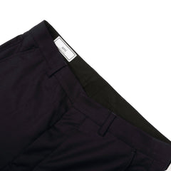 CARROT FIT TROUSERS - NAVY
