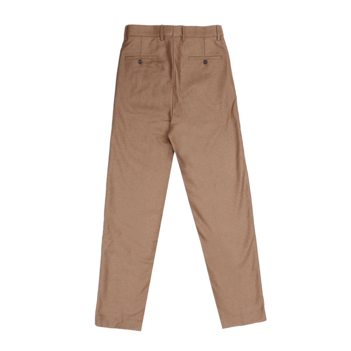OVERSIZED TROUSERS - CAMEL