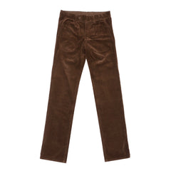 ASPESI - CORD TROUSERS - BROWN