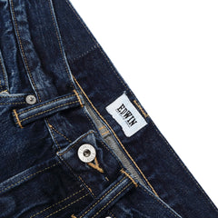 Edwin - ED-55 Rainbow Selvage - Dark Blue Wash