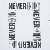 EDWIN - KYLE NEVER ENDING PLEASURE TEE - WHITE