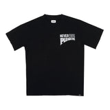 EDWIN - NEVER ENDING PLEASURE TEE - BLACK