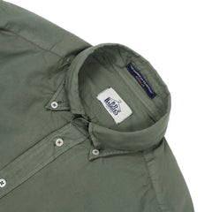 B.D. BAGGIES - BRADFORD BUTTON DOWN - GREEN