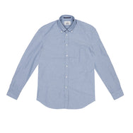 B.D. BAGGIES - BRADFORD BUTTON DOWN - CHAMBRAY