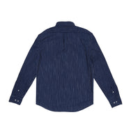B.D. Baggies - Bradford Button Down - Navy/White Stripe