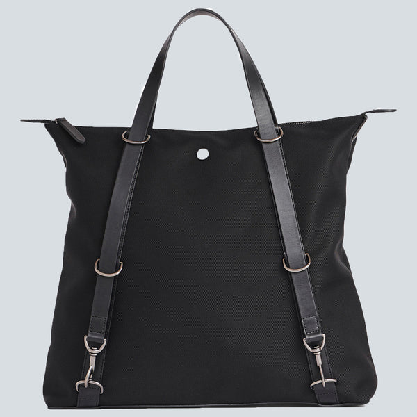 MISMO - M/S DAY PACK - BLACK/BLACK