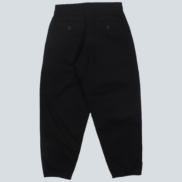 MONITALY-RIDING PANTS-HERRINGBONE BLACK