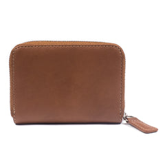 MISMO - MINI WALLET - TABAC