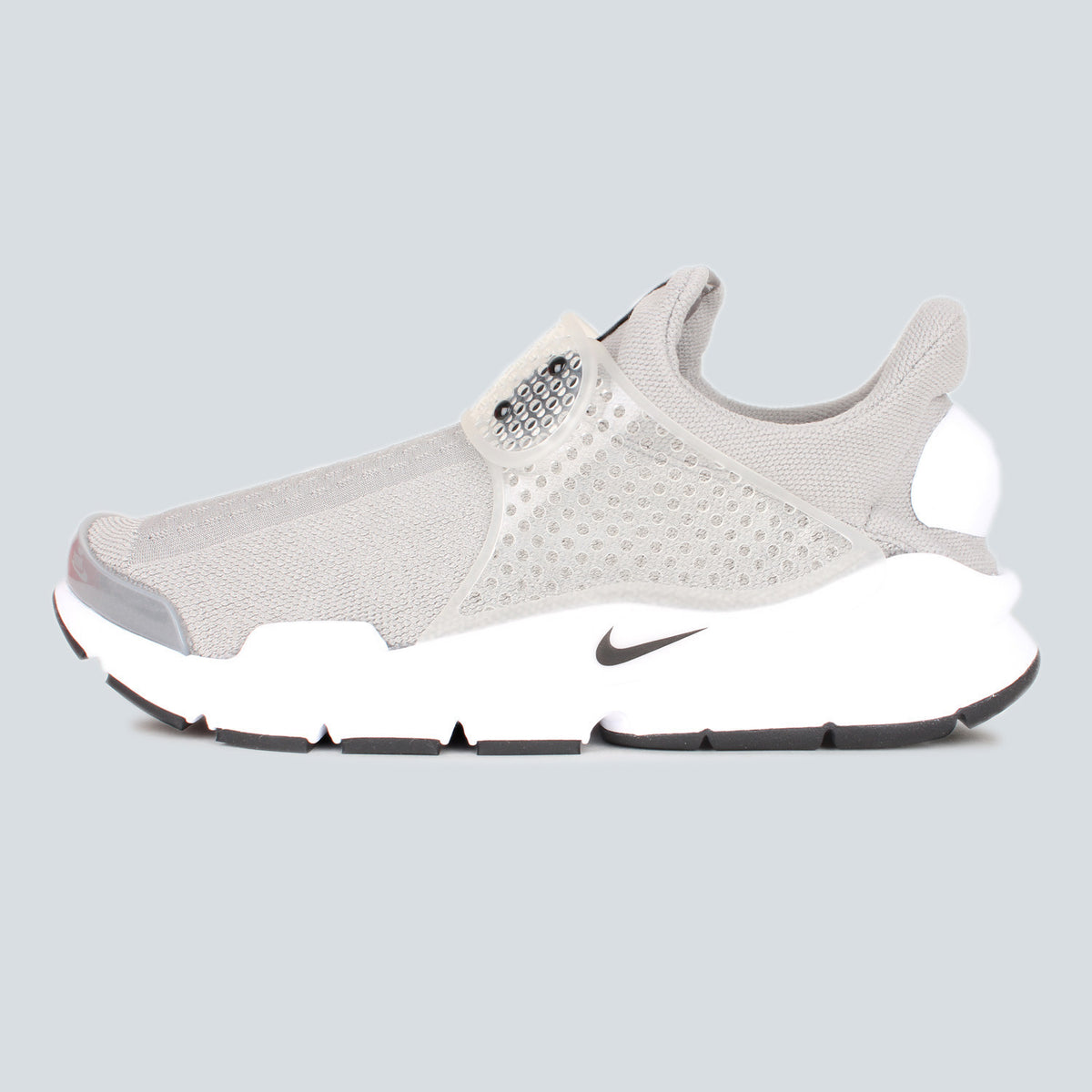 NIKE - SOCK DART - MEDIUM GREY/BLACK WHITE