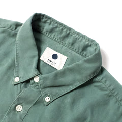 NN07 - TENCEL SHIRT - GREEN WASHED