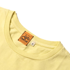 ORECAL - BFF TEE - YELLOW