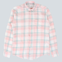 Our Legacy 1940's Shirt - Pink Check