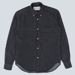 Our Legacy 1950's Shirt - Black Denim