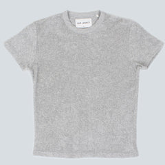 Our Legacy Perfect Tee - Grey Melange Terry
