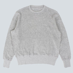 Our Legacy Reversible Sweat - Grey Melange