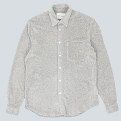 Our Legacy Terry Shirt - Grey Melange Terry