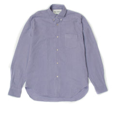 OUR LEGACY - 1950'S BUTTON DOWN SHIRT - ORCHID
