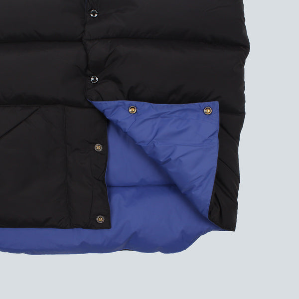 PENFIELD-OUTBACK VEST-BLACK